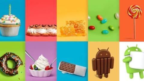 Kisah Di Balik 12 OS Android yang Namanya Makanan Manis Semua. Yang Buat Lagi Lapar Apa Ya?!