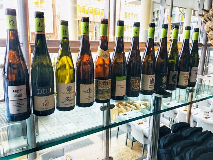 The battle of the best dry German Riesling
