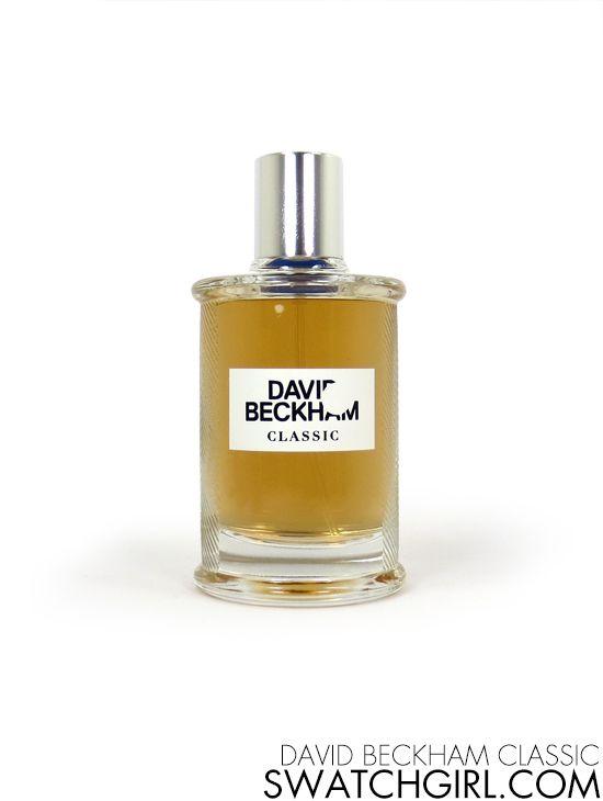 David Beckham Classic EDT review