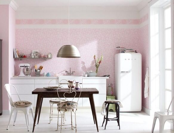 All Pink Kitchen 215 best pink kitchen images on pinterest | pink kitchens, kitchen
