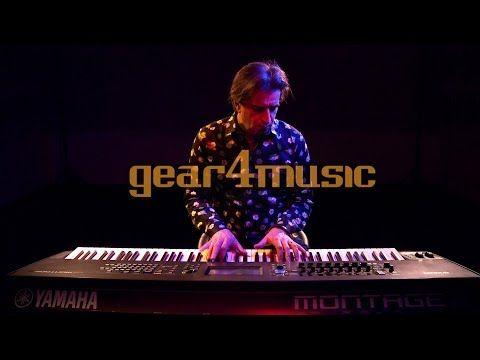 Yamaha MONTAGE-8 Synthesizer with Josh Phillips (Performance) - YouTube