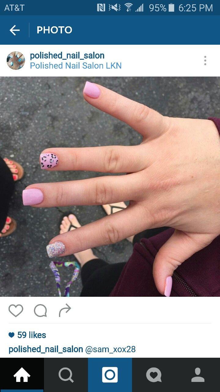 385 besten Nails Bilder auf Pinterest   Nageldesign, Frisuren und ...