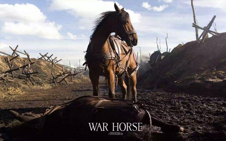 War Horse, Tank Scene.