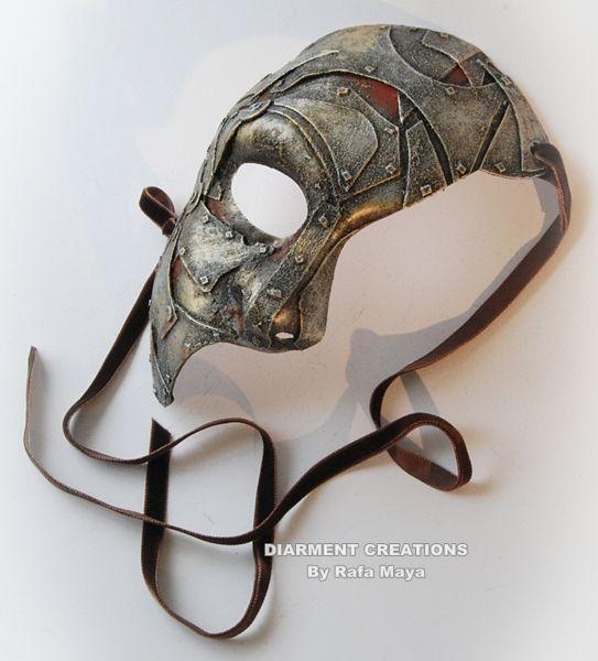 Phantom of the Steampunk Opera  by ~Diarment