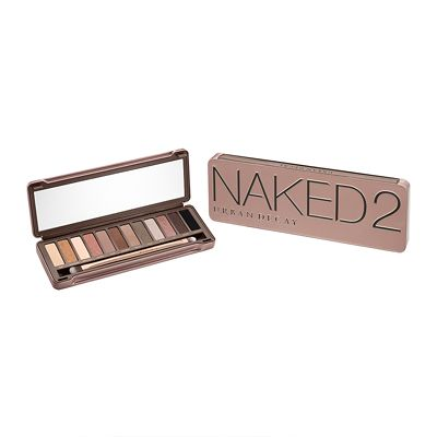 Urban Decay Naked 2 Palette #BeautyCocktail