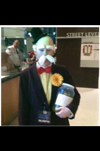 The mayor from Powerpuff Girls!