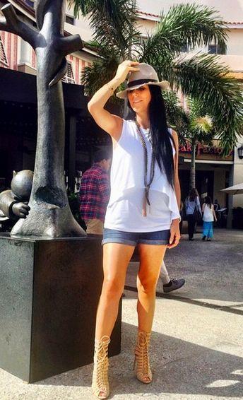Ines Gomez Mont. ideal para el verano #Moda #Verano #Stilo
