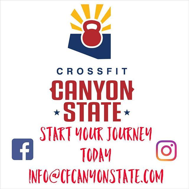 ..info@cfcanyonstate.com..#cfcanyonstate #cfcs #cfcsaz #crossfit #functionalfitness #fitlife #tucson #tucsonaz #oly #weightlifting #training #fitaid  #uofa #fitinthe520 #wildcats #fit #fitfam #gymlife #instafit #arizona #visittucson #lululemon #instagym #liftheavy #liftoften #constantlyvaried #crossfitaffiliates #metcon #coach #supportyourlocalbox