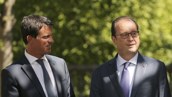 François Hollande, interrogé sur la «colère» exprimée par Manuel Valls à propos de l'ouvrage «Un président ne devrait pas dire ça», a minimisé cet épisode consécutif à la publication du livre-confessions, soulignant que «chacun doit être à sa tâche».