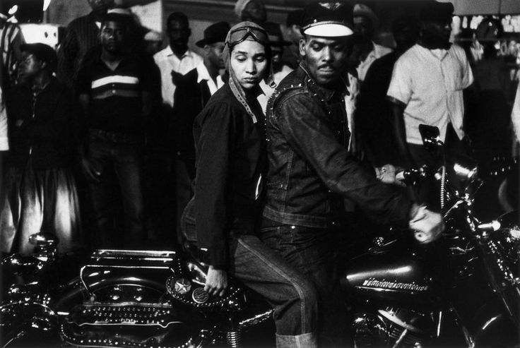 """""""Indianapolis"""" from The Americans by photographer Robert Frank."""