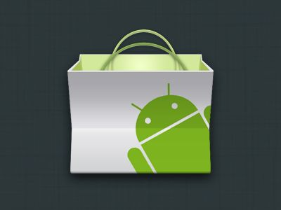 Android Market psd  http://www.techirsh.com