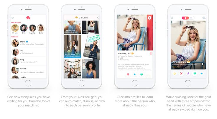 Learn about Tinder's new Gold subscription shows your likes before you swipe http://ift.tt/2sRqVnu on www.Service.fit - Specialised Service Consultants.