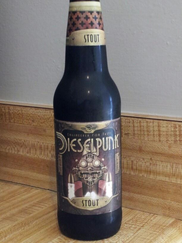Dieselpunk Stout