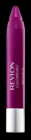 Revlon ColorBurst™ Matte Balm - Revlon. This is EXACTLY like MAC Heroine lipstick, just in a chubby pencil. Love it!