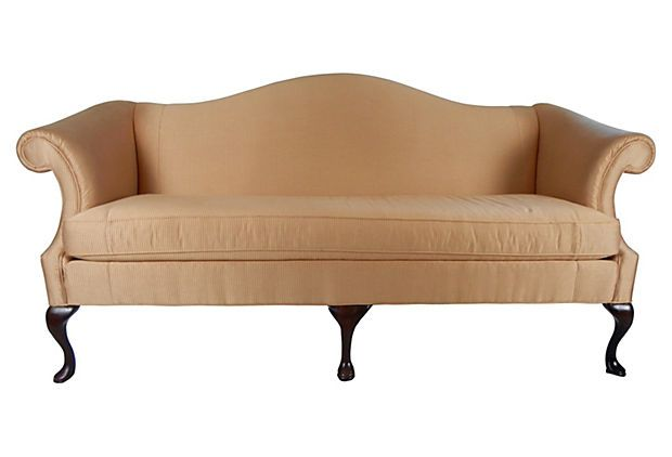Sherrill Camelback Sofa One Kings Lane Vintage And Products