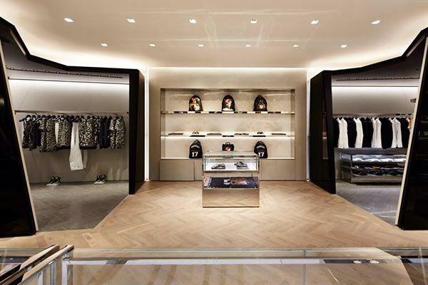 Givenchy Miami Miami Design Retail Design Design