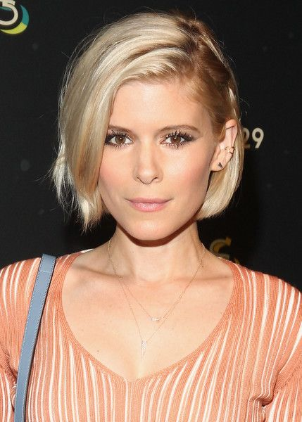 Kate Mara B.o.B - Kate Mara looked cute with her half-pinned bob at the 29Rooms event.