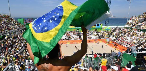 Uma suspeita de bomba na Arena do Vôlei, na praia de Copacabana, zona sul do Rio, provocou na manhã desta…