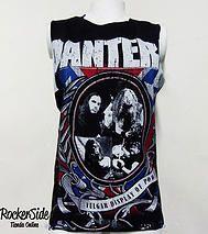 Camiseta Pantera reformada en la espalda. $40.000 Adquierela en www.rockerside.com Envíos a todo Colombia, aceptamos todos los medios de pago