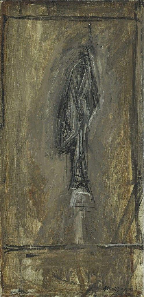 Alberto Giacometti, 'Tête de profil', 1947