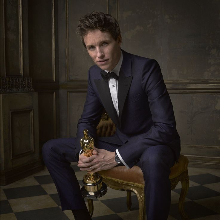 Celebrating the 2015 Oscars, Vanity Fair collaborated with celebrity photographer Mark Seliger, setting up an Instagram photo studio to capture the stars in attendance for its annual party. Sitting for portraits, Oscar winners Eddie Redmayne and J.K. Simmons were among the actors captured by Seliger. See more images at VanityFair.com.  Related