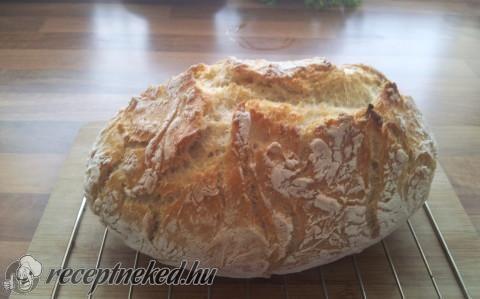 DNK, avagy dagasztás nélküli kenyér