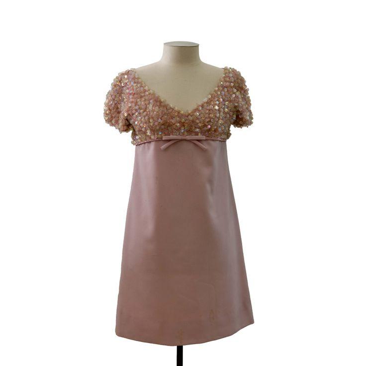 Babs Radon minidress, 1960s, Barbara Herrick, (b.1930), gifted by Barbara Herrick, collection of Hawke's Bay Museums Trust, Ruawharo Tā-ū-rangi, 99/21/3a