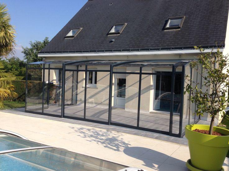 Veranda rideau en kit ct longvit with veranda rideau en for Veranda rideau en kit