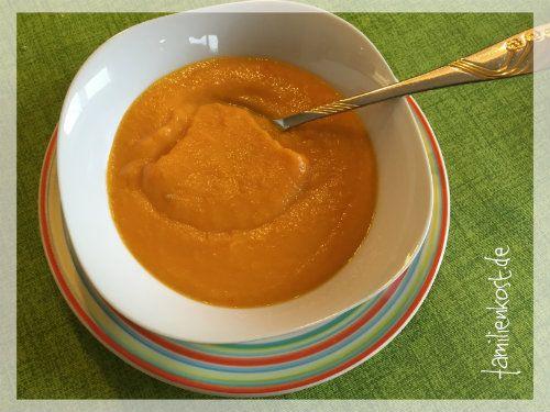 Ein einfaches Mittel gegen Durchfall ist die Karottensuppe nach Moro, die ihr mit unserem Rezept schnell als Hausmittel selber machen könnt.