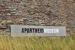 Johannesburg - The Apartheid Museum