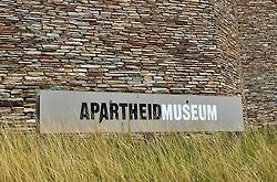 Johannesburg - The Apartheid Museum