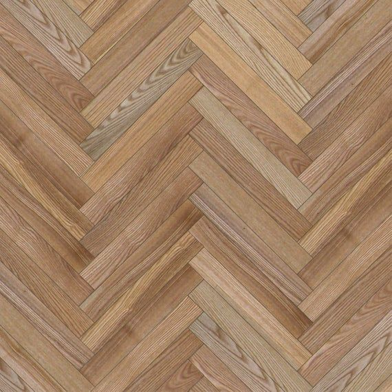 Dollhouse Flooring 1 12 Herringbone Medium Wood Parquet Etsy In 2020 Flooring Herringbone Wood Floor Herringbone Floor