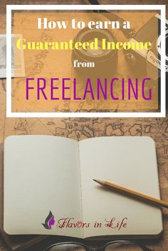 how to earn a guaranteed income from freelancing