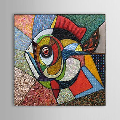 Hand Painted Oil Painting Abstract 1305-AB0562 – USD $ 99.99