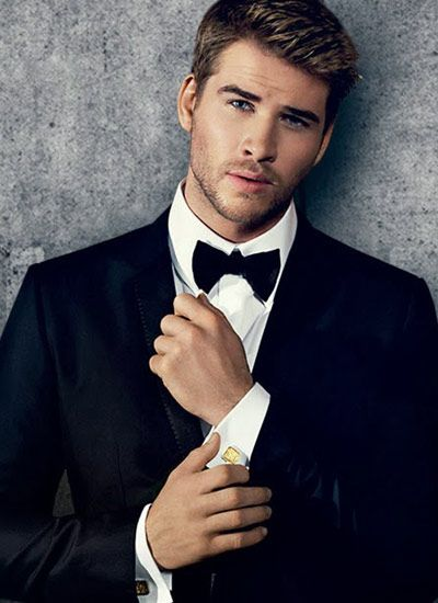 Liam Hemsworth. Nuff said