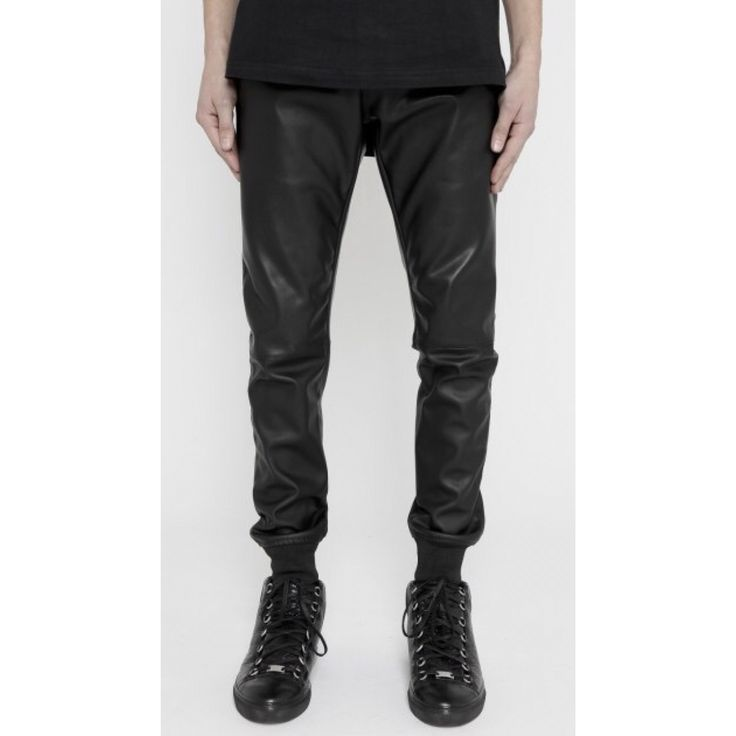 Awesome Urban Style Fashion Clothing Brands Feature: VMU London - Leather Joggers.View the feature at: Und... Check more at http://24myshop.tk/my-desires/urban-style-fashion-clothing-brands-feature-vmu-london-leather-joggers-view-the-feature-at-und/