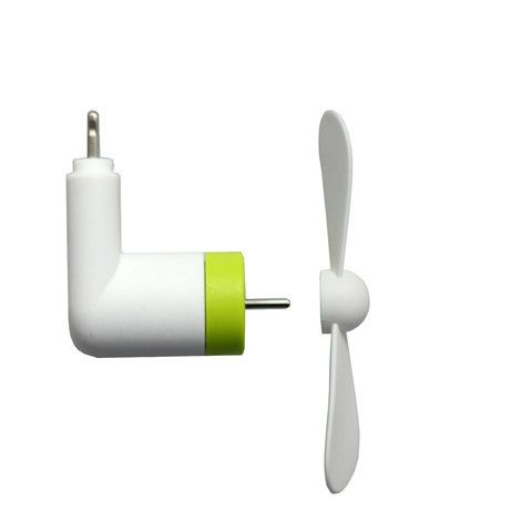 Apple Mobile Phone USB Mobile Power Energy-saving Mute Cool Small Fan