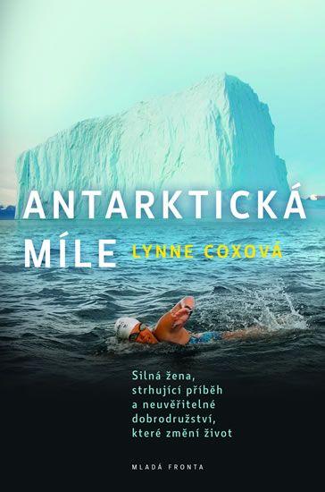 Kniha Antarktická míle   bux.cz