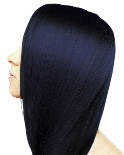 Ion Color Brilliance Master Colorist Series Demi Permanent Creme Hair Color Midnight Blue Black - Ion At Home