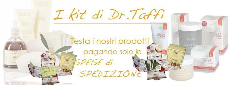 Ricorda che puoi testare i prodotti #DrTaffi e Acqua di Bolgheri prima di acquistare! Acquista 1 o più kit di campioncini gratuiti! Pagherai solo le spese di spedizione!  http://www.drtaffi.it/kit.html Remember! You can test our products before buying! Choose one ore more Dr.Taffi's sampling kit, and pay the shipping fees ONLY! #vegan #crueltyfree #madeinitaly #toscana