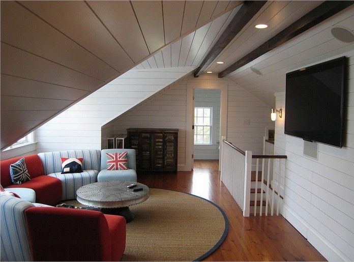 Attic Spaces To Love Attic Spaces Attic Remodel Updating House