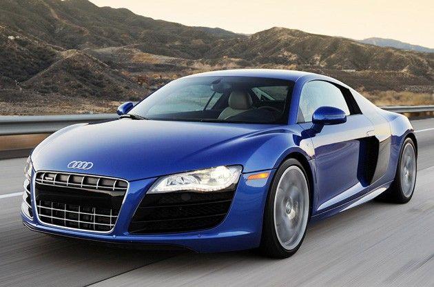Audi R8 - What color is best?!