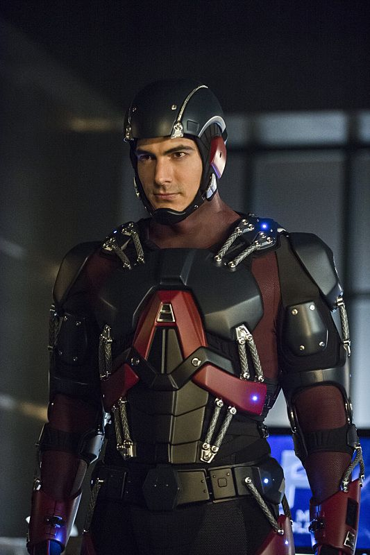 Brandon Routh as The Atom