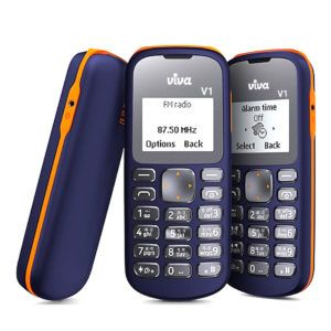 VIVA V1 the cheapest mobile phone launched in India for Rs.349/- #technology