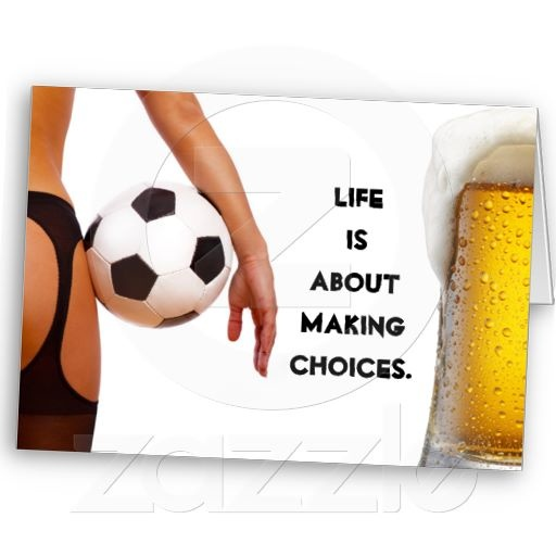 Hot girl vs cold beer cards