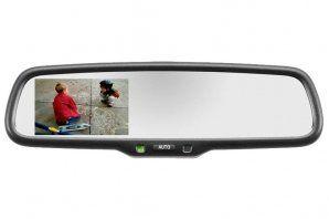 Gentec RCD Mirror Auto Dimming Mirror With 3.3 Rear View Screen Rear Camera Display 3.3. Auto Dimming Mirror.  #Gentex #AutomotivePartsAndAccessories