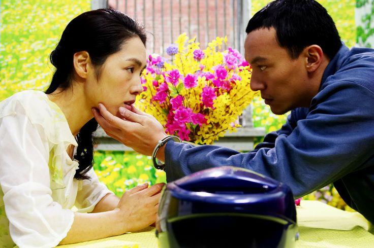"""Película: Soom / Breath / Aliento. Director: Kim Ki-duk. """"Dos soledades que se encuentran y complementan""""."""