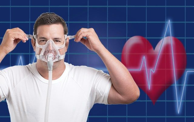 Heart Health for Sleep Apnea Sufferers