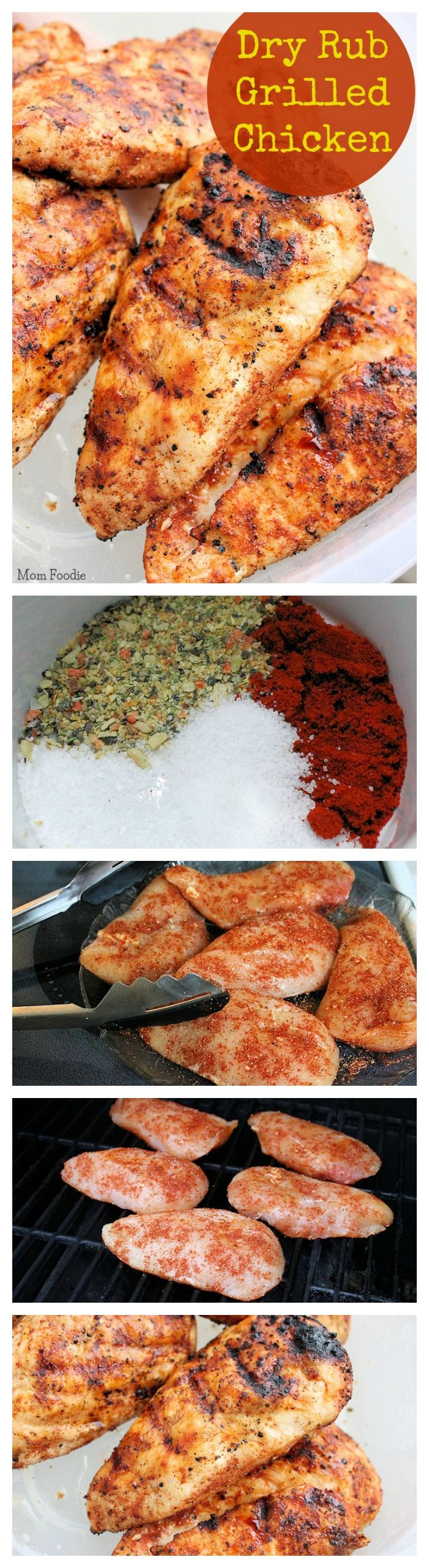 Dry Rub Chicken