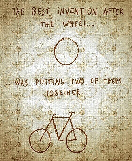 So true! http://bike2power.com